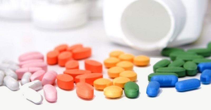 teste de degradação medicamento