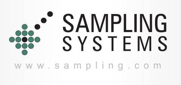 Sampling Systems amotradores de liquidos e solidos