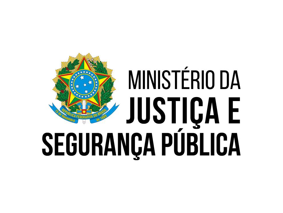 Mininstério da Justiça e Segurança Pública