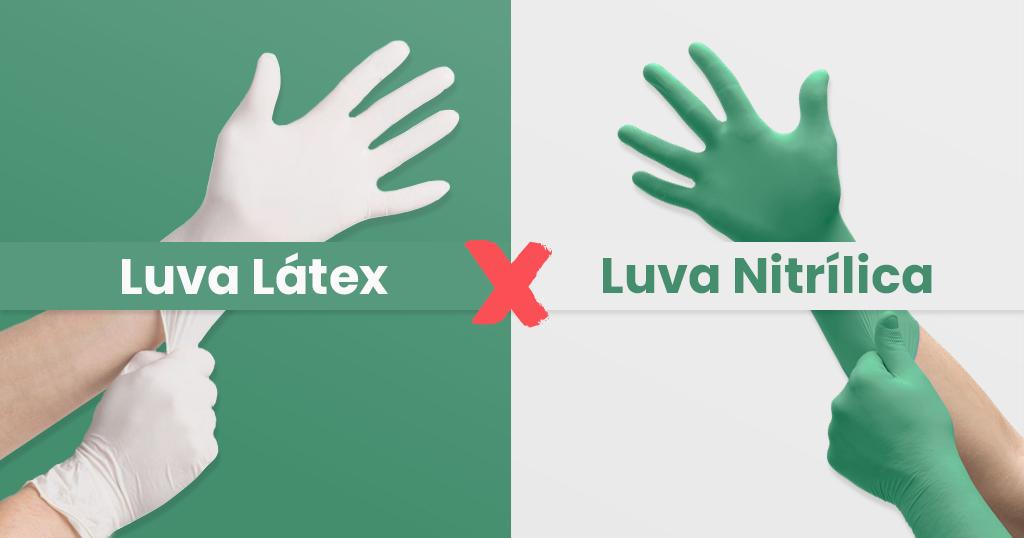 4 razões para trocar a luva de látex por luva nitrílica