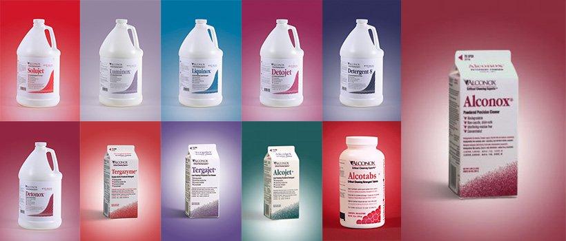 Alconox Detergentes para Limpeza Crítica em Laboratórios