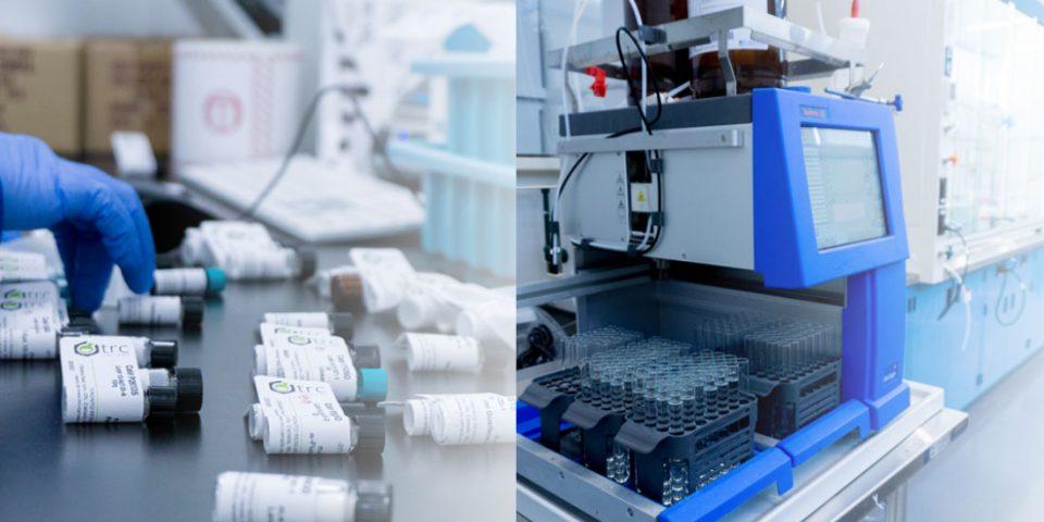 Caracterização-de-Substâncias-Toronto-Research-Chemicals