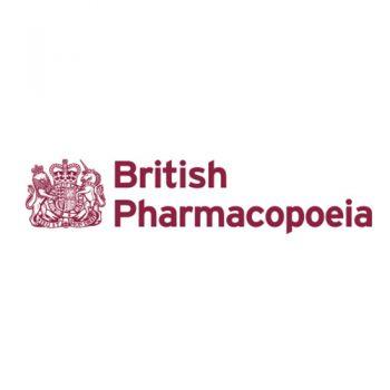 British-Pharmacopoeia---BP-Padrões-de-referência