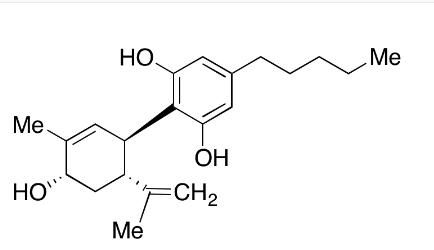 Canabidiol da TRC 6a-Hydroxycannabidiol - 58940-28-6 - CMS