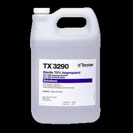 TX3290 Álcool Isopropílico (IPA) Estéril 70% (3,8 Litros)