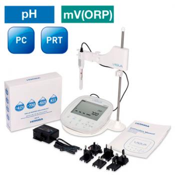 Medidor de Bancada PH1100-S Kit para analise da qualidade da água