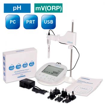 Medidor de Bancada PH1200-S Kit